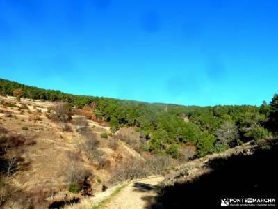 Machotas,Pico El Fraile, Tres Ermitaños; las arribes del duero campamento el pielago camping la adr